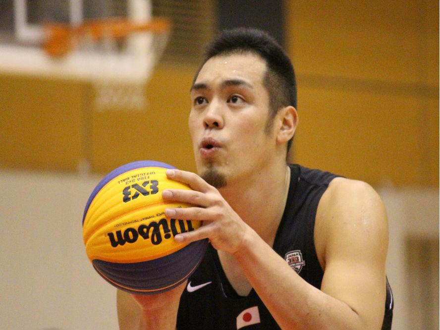 3人制バスケ『3x3』日本代表の永吉佑也、Bリーグとの両立に苦戦するも「違いを楽しんでいる」