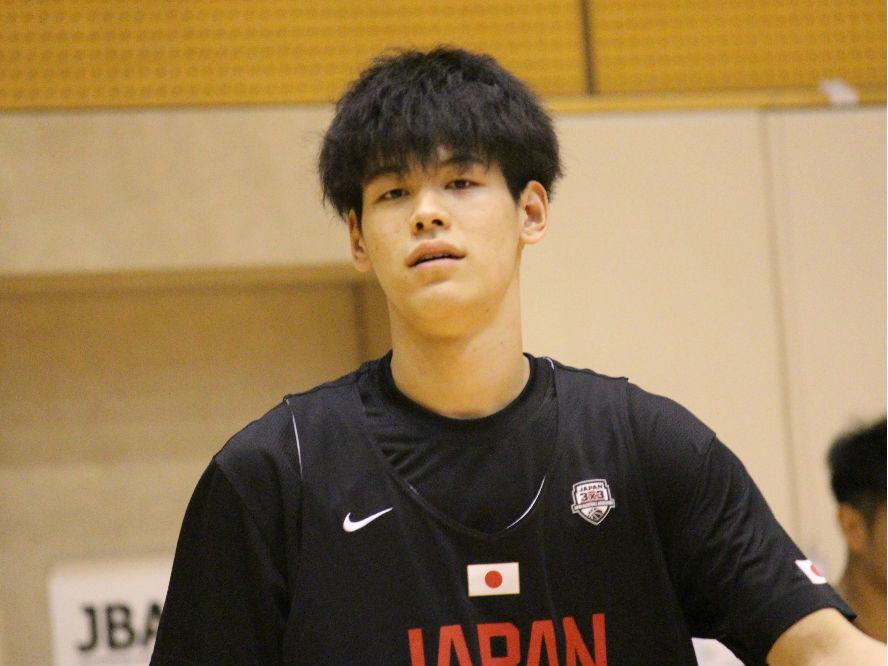 3人制バスケ日本代表唯一の大学生プレーヤー西野曜「みんなに刺激を与えられるような選手に」