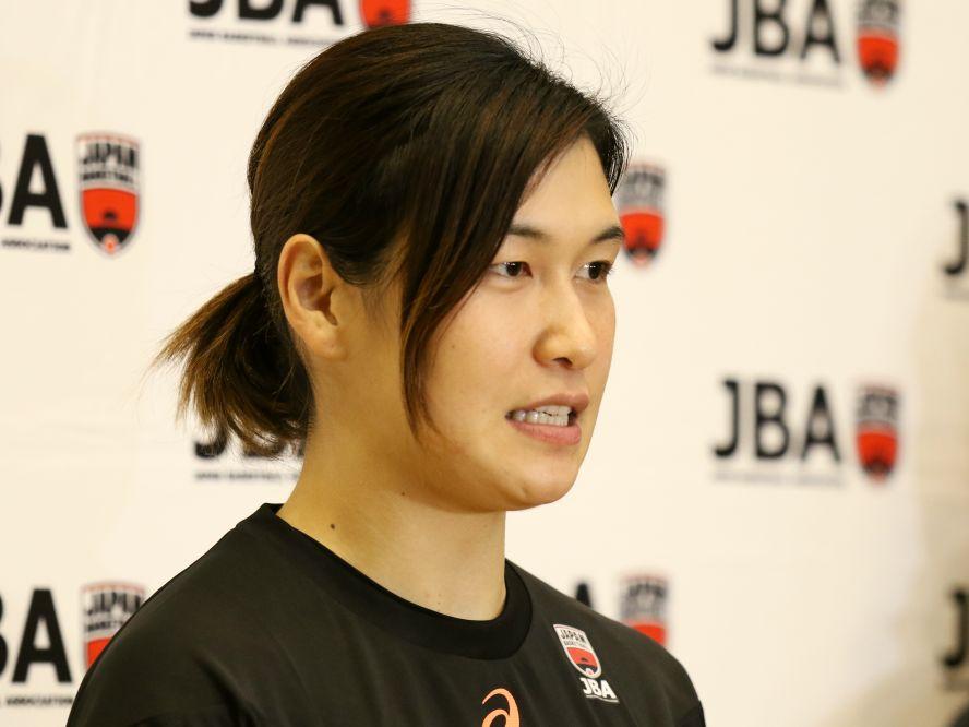 バスケ日本代表に電撃復帰した『ママアスリート』大﨑佑圭の覚悟「東京オリンピックで終わり、一本勝負です」