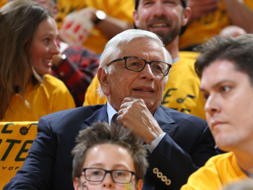 コミッショナーを30年間務め、NBAを世界トップのコンテンツに成長させたデイビッド・スターンが死去