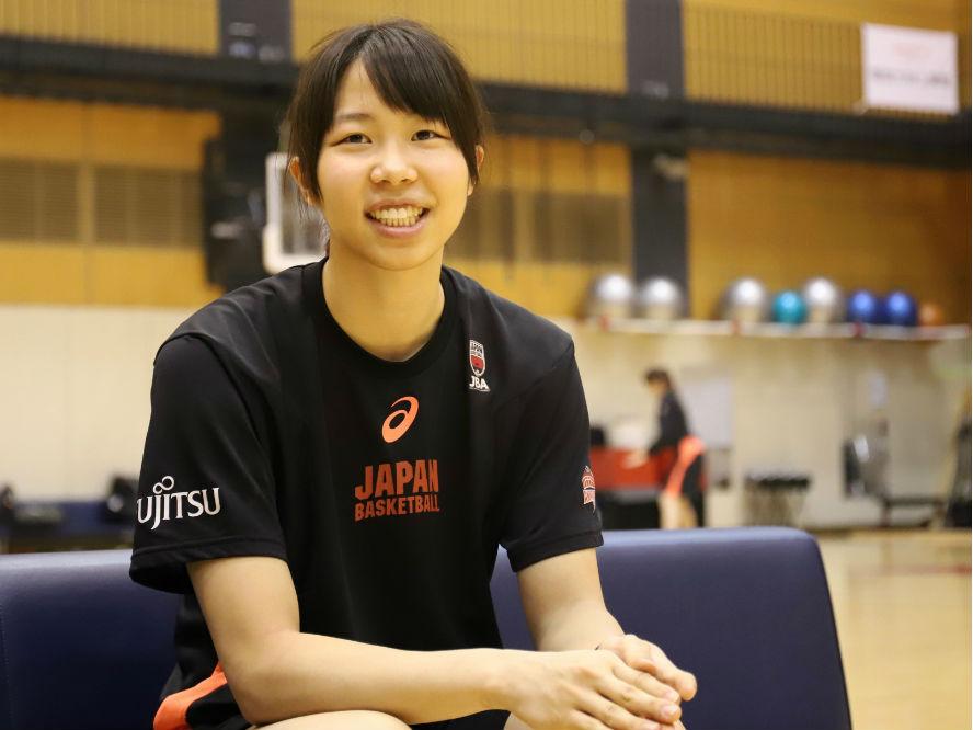 日本代表に初選出の東藤なな子、若さと持ち前のスピードを生かして「チームが困った時の起爆剤になりたい」
