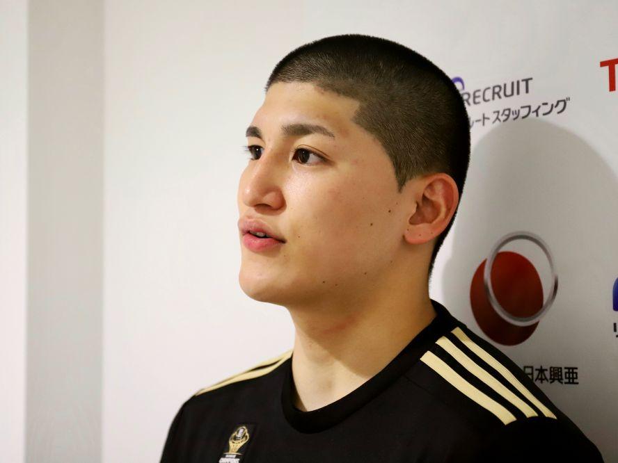 アルバルク東京でBリーグに復帰した津山尚大「日本でプレーするならルカコーチの下で」