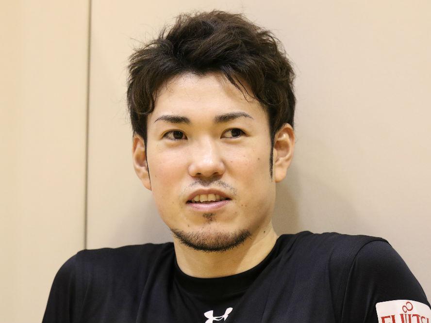 バスケ男子日本代表、満身創痍の金丸晃輔は「オリンピックは一生に一度」の覚悟でメンバー入りを目指す