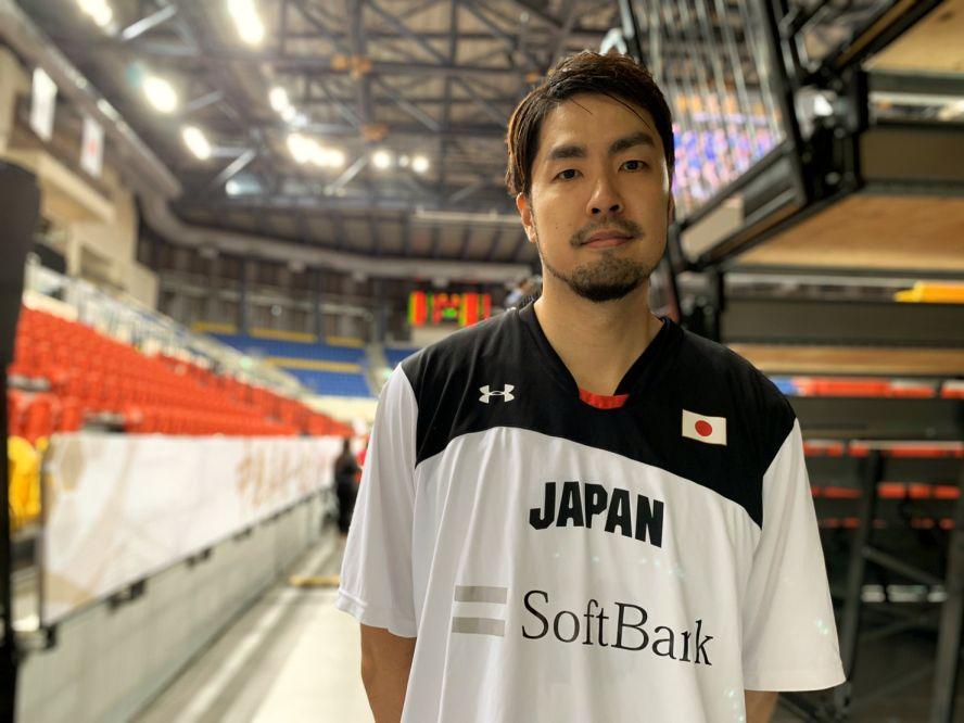 日本代表の目指すハードワークを遂行した竹内公輔「合宿で追い込んだ成果をプレーに出せた」