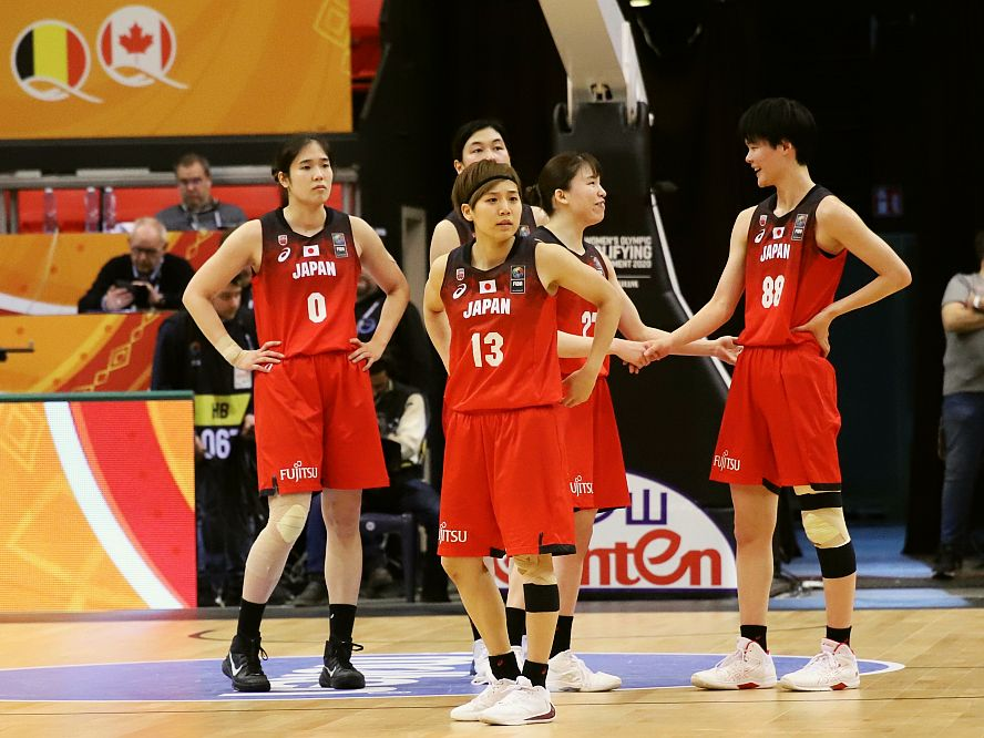 バスケ日本代表の町田瑠唯、「一番元気な自分がかきまわす」と3番手でも自分らしさを発揮