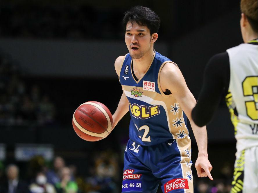 レバンガ北海道の松島良豪が今シーズン限りでの現役引退を表明、引退後は指導者に「勉学に励みたい」