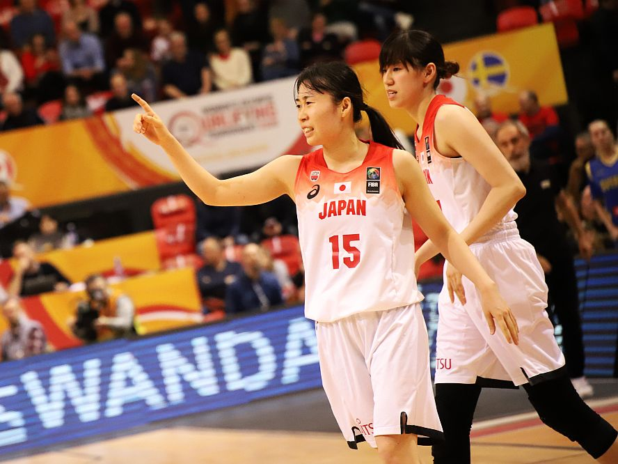 鮮やかな得点を重ねての勝利にも笑みはなし、バスケ日本代表の本橋菜子「反省点がたくさんです」