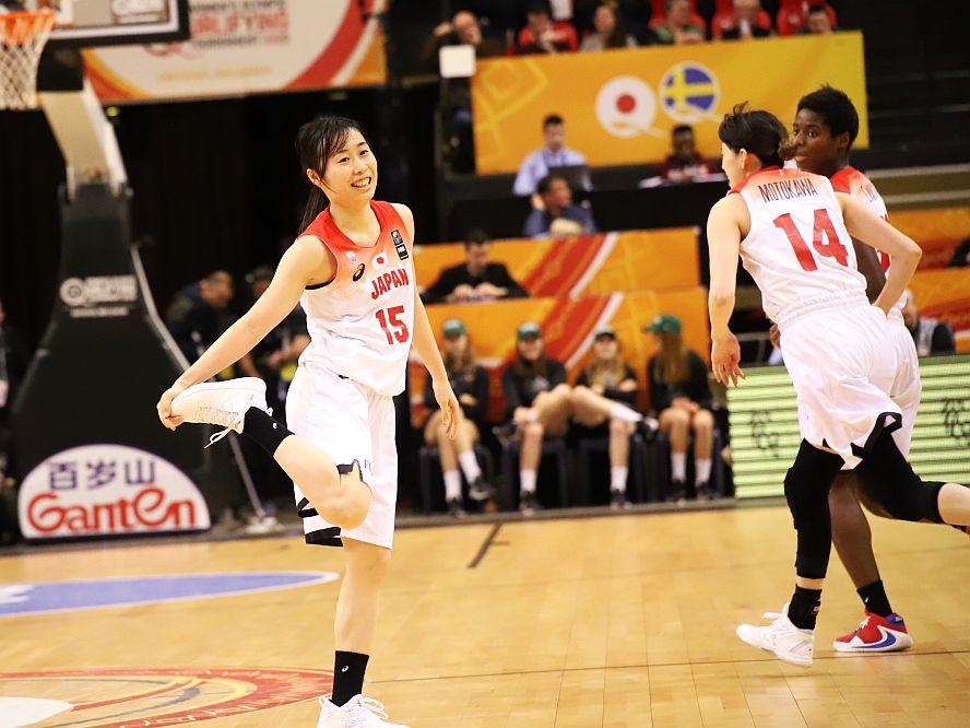 バスケ女子日本代表で急成長を続ける本橋菜子、世界を相手に収穫と課題を得てWリーグ再開に気合い