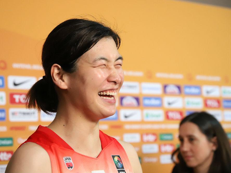女子バスケ日本代表で実戦復帰を果たしたママプレーヤー大﨑佑圭「胸を張れること」