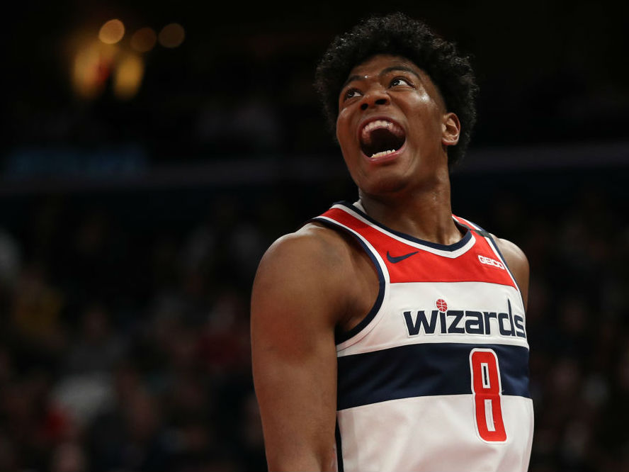 NBAが2019-20シーズンのオールルーキーチームを発表、ウィザーズの八村塁はセカンドチームに