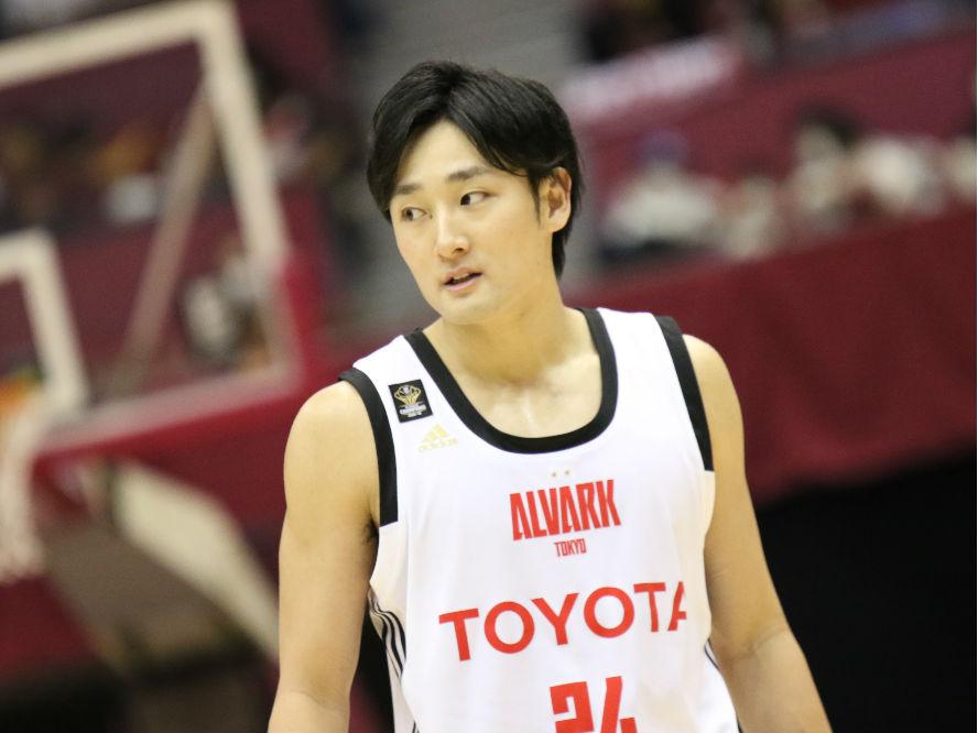 アルバルク東京のエース田中大貴、新戦力の成長を期待しつつ「自分も質を上げていくことが日本代表へも繋がる」