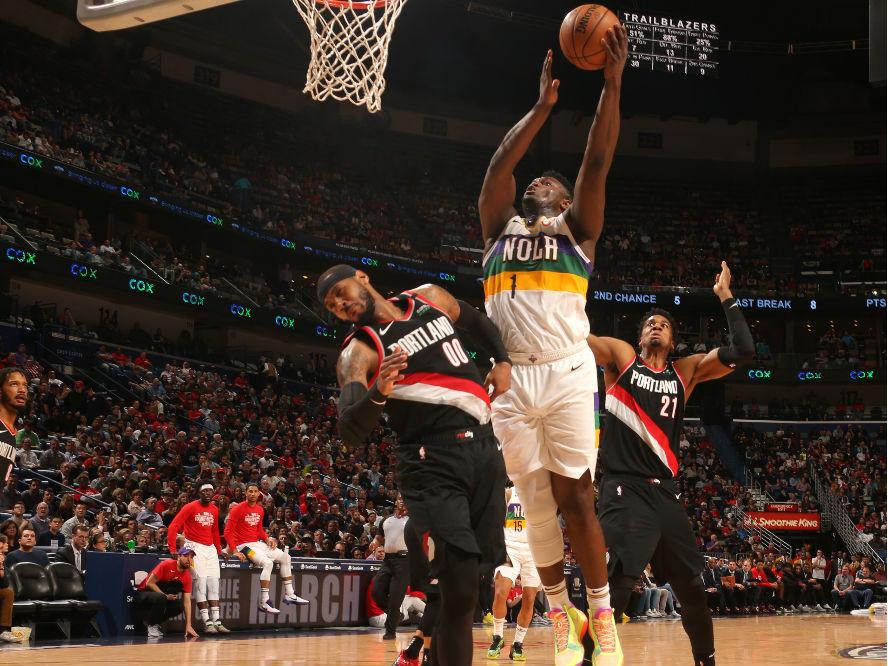 NBAで9試合目で本領発揮、31得点を記録したザイオン・ウィリアムソン「もっと成長できる」