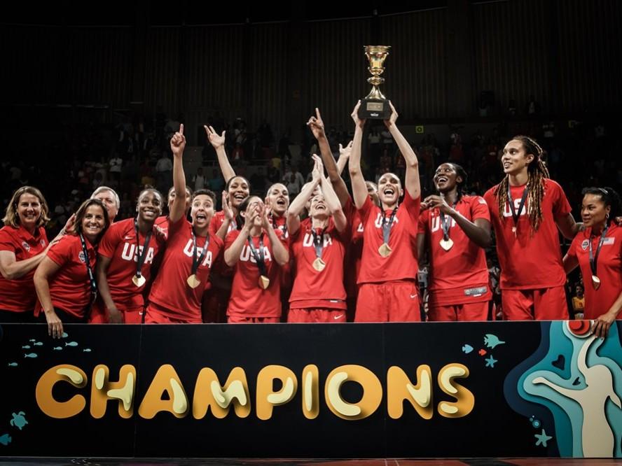 バスケ女子ワールドカップ2022年大会の開催地がオーストラリアに決定