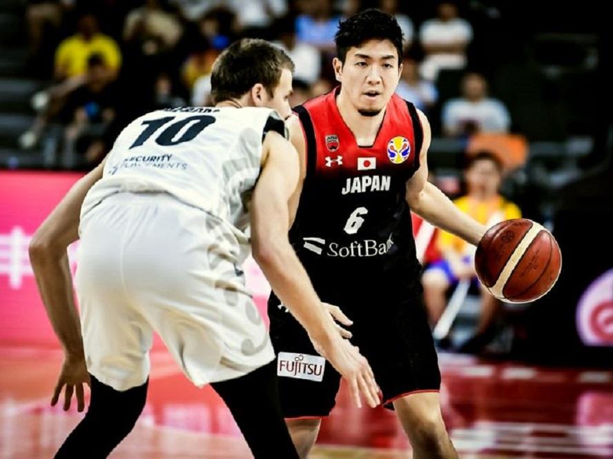 バスケ日本代表の比江島慎はオリンピック延期にも「ピークを合わせられるように」と平常心