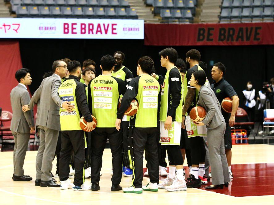 昨日に3選手の発熱で中止になった川崎ブレイブサンダースvsレバンガ北海道、本日は実施へ