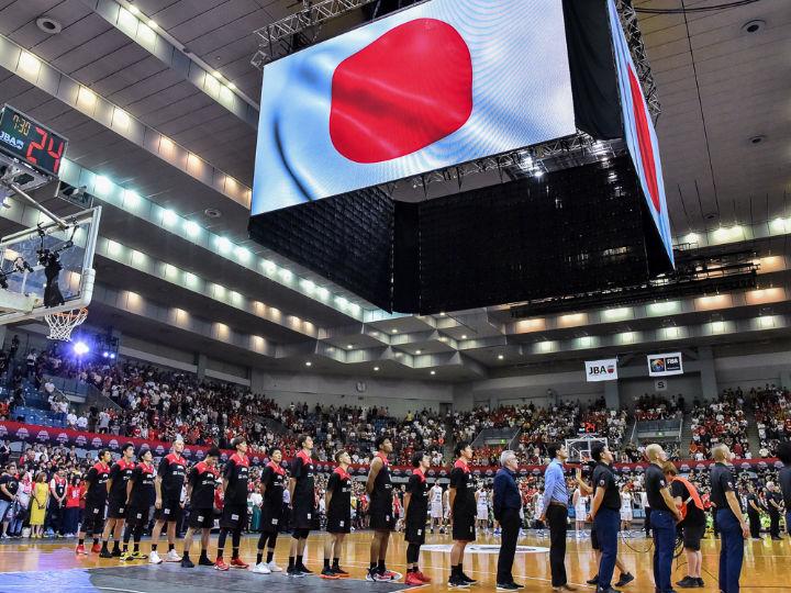 リーグ中断期間は特選フルゲームを楽しもう!!『バスケットLIVE』で ドイツ戦の大金星をもう一度!