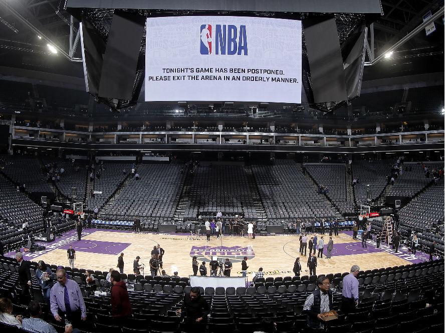 NBAが6月中旬からのシーズン再開、8月にプレーオフ実施を検討、オリンピックへの影響は必至