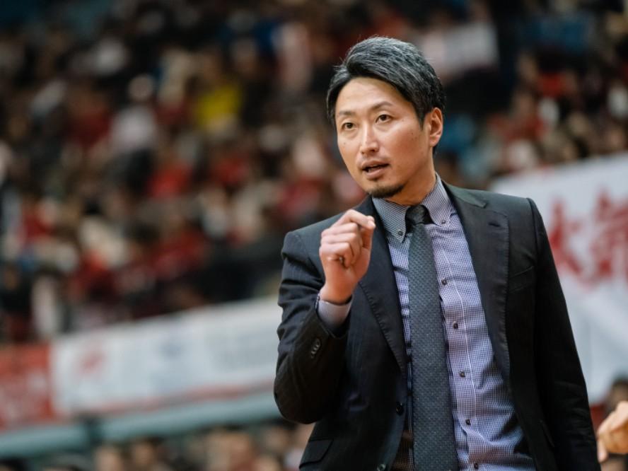 千葉ジェッツの指揮官、大野篤史はシーズン終了で「ここまで戦えたのは皆さまの支えがあったから」と感謝