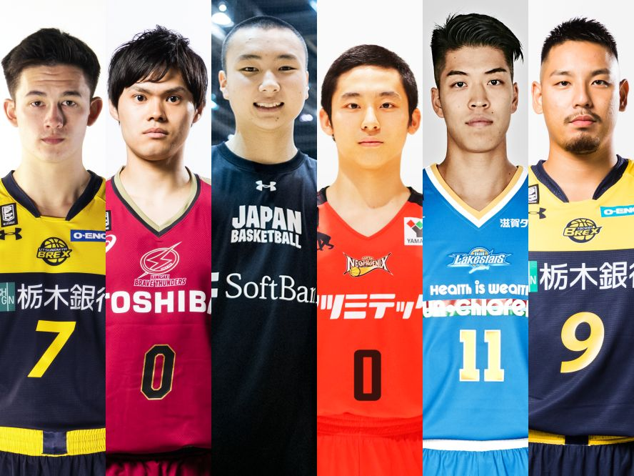 東京オリンピックに向け飛躍が期待される選手たち、男子日本代表入りの可能性を持つ選手は?vol.2