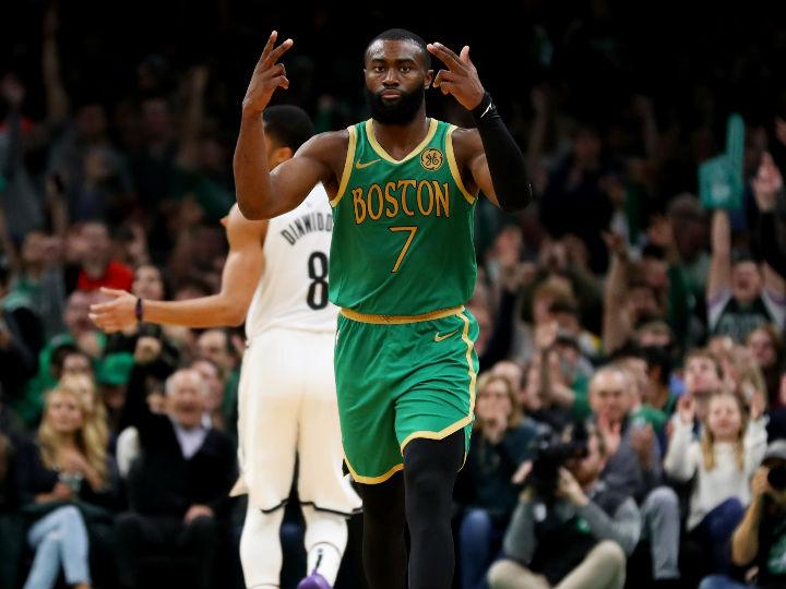 NBA制覇に自信を持つセルティックスのジェイレン・ブラウン「18個目のバナーはすぐそこだ」