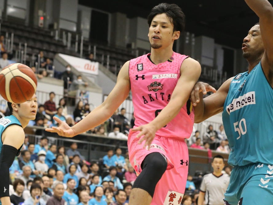 秋田ノーザンハピネッツの細谷将司、「満足したら終わり」の精神で駆け抜けた移籍1年目のシーズン