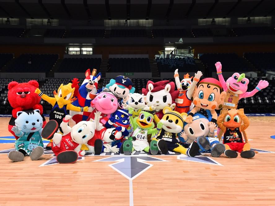 今年も『B.LEAGUE MASCOT OF THE YEAR 2019-20』を開催、千葉ジェッツのジャンボくんは3連覇なるか!?