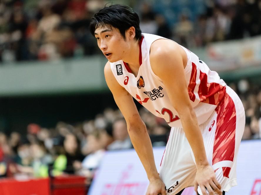 名古屋ダイヤモンドドルフィンズを引っ張る中東泰斗「自分が良いだけではチームは勝てないと痛感」