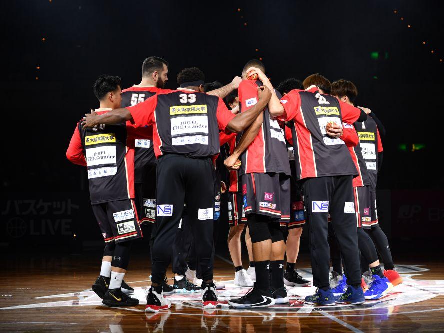 大阪エヴェッサで新たに4選手が新型コロナウイルスに感染、これで感染は12名に