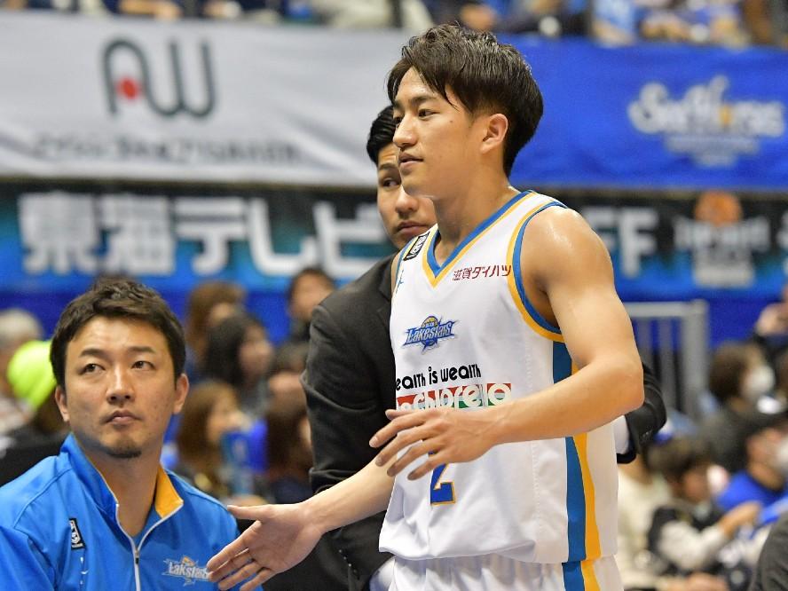 滋賀レイクスターズの若き指令塔、齋藤拓実「常にチームを勝たせるポイントガードに」