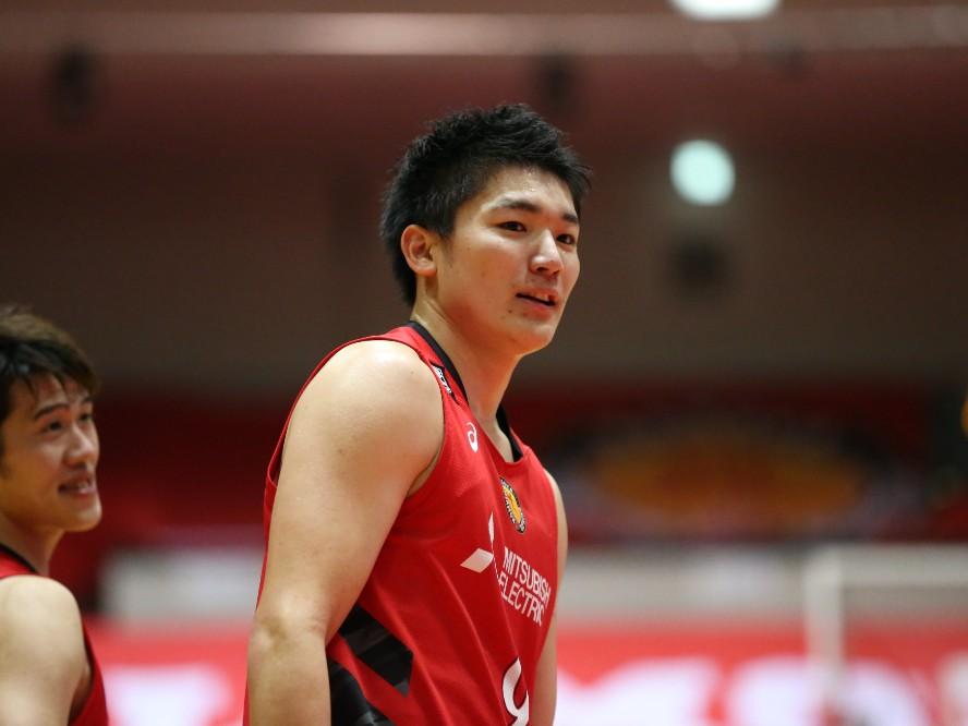 名古屋Dの安藤周人、苦難のシーズンを振り返る「自分がやらなければ、の思いが強すぎた」