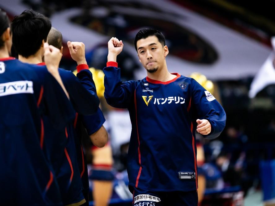 横浜ビー・コルセアーズの田渡凌、休まないポリシーで駆け抜けた「試行錯誤し続けたシーズン」