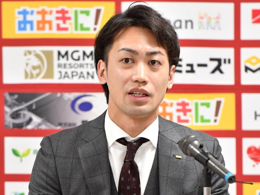 選手に新型コロナウイルスの陽性反応が出た大阪エヴェッサ、社長が会見「選手やスタッフの健康を第一」
