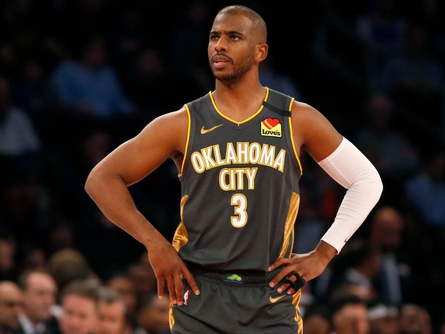 選手会のクリス・ポール会長、NBAプレーオフ再開へ奔走「みんな感情をリセットし、再び集中する必要があった」