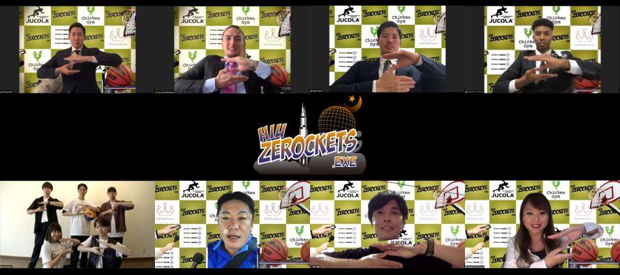 ホリエモンが3人制バスケプロチーム『HIU ZEROCKETS.EXE』を立ち上げ「ミニマムで運営できるので実験がしやすい」