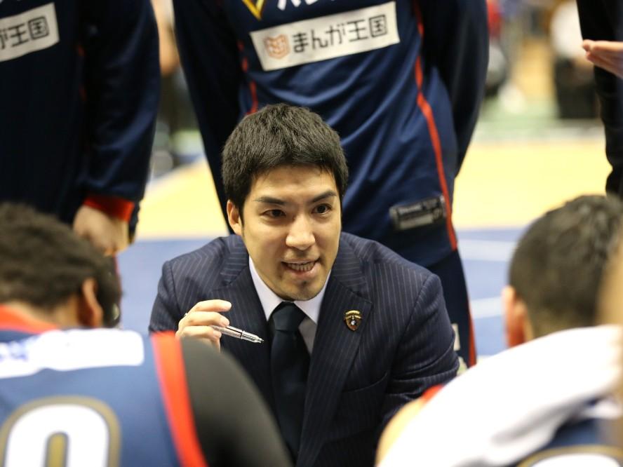 再建を目指す新潟アルビレックスBB、横浜を立て直した福田将吾をヘッドコーチに