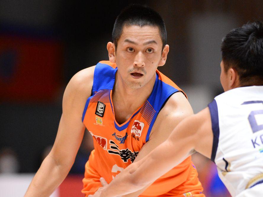 新潟アルビレックスBB一筋でプロキャリアを続ける池田雄一が契約延長、15年目のシーズンへ