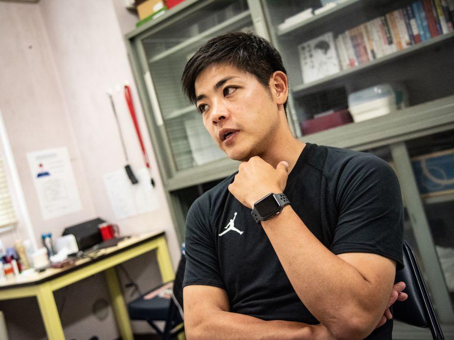 福岡大学附属大濠を率いる片峯聡太コーチが語るAfterコロナ「ブレることなく前に進もう」