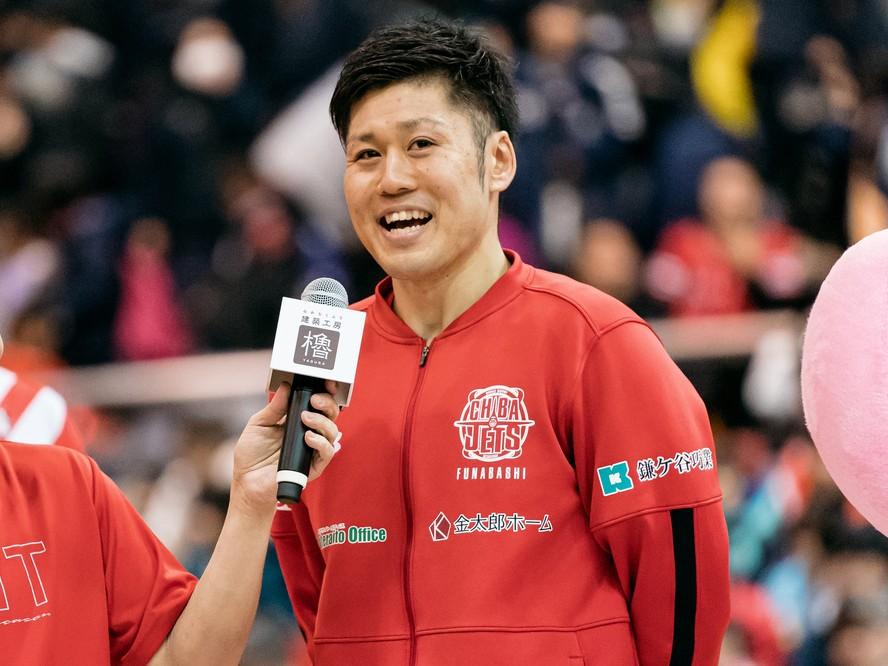千葉ジェッツが今シーズン全試合先発の田口成浩と契約継続「何がなんでも頂点へ登り詰めましょう!」