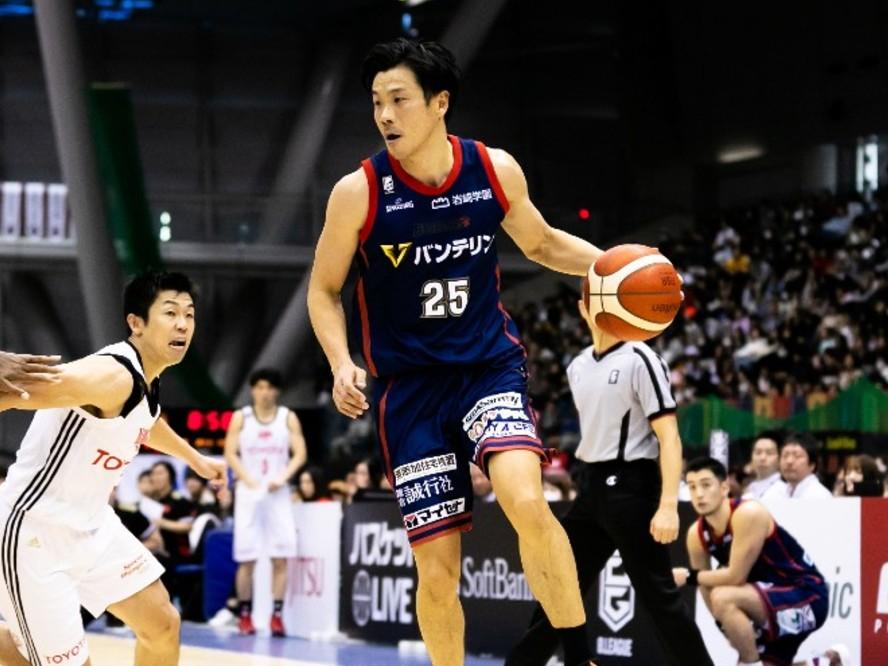横浜ビー・コルセアーズが大ベテランの竹田謙と契約継続「チームの成長・勝利のために、全力で取り組みます」