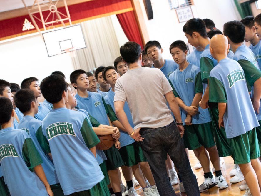 名門中学校の指導者、『全中バスケ中止』にショックを受ける選手たちに「まだ引退じゃない、と伝えたい」