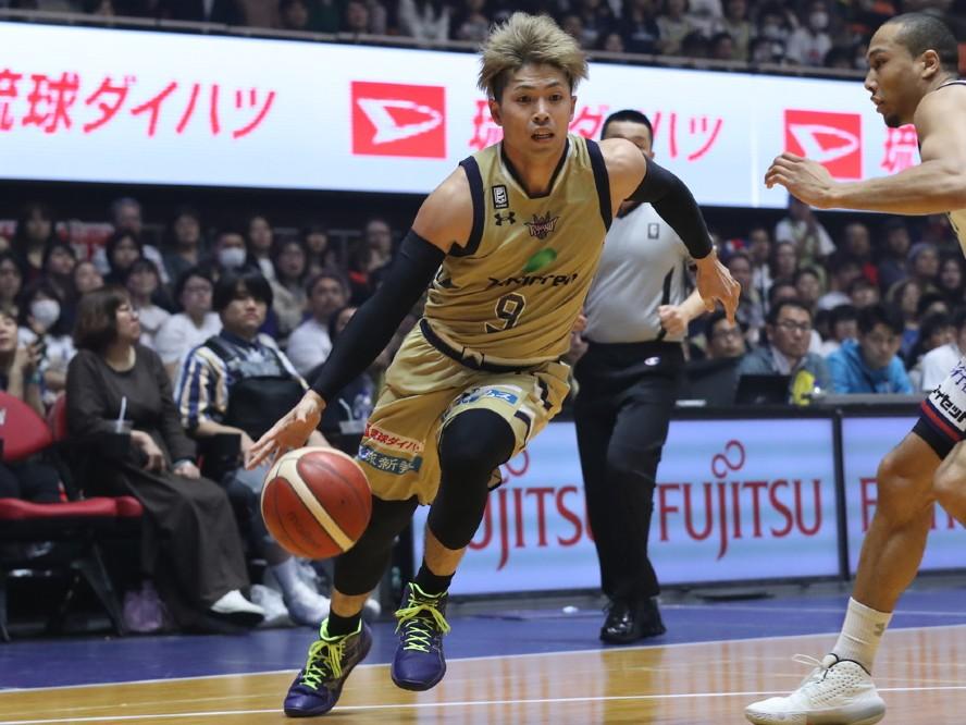 バンビシャス奈良がB1で4シーズン結果を残した長谷川智伸を獲得「一緒に奈良を盛り上げていきましょう」