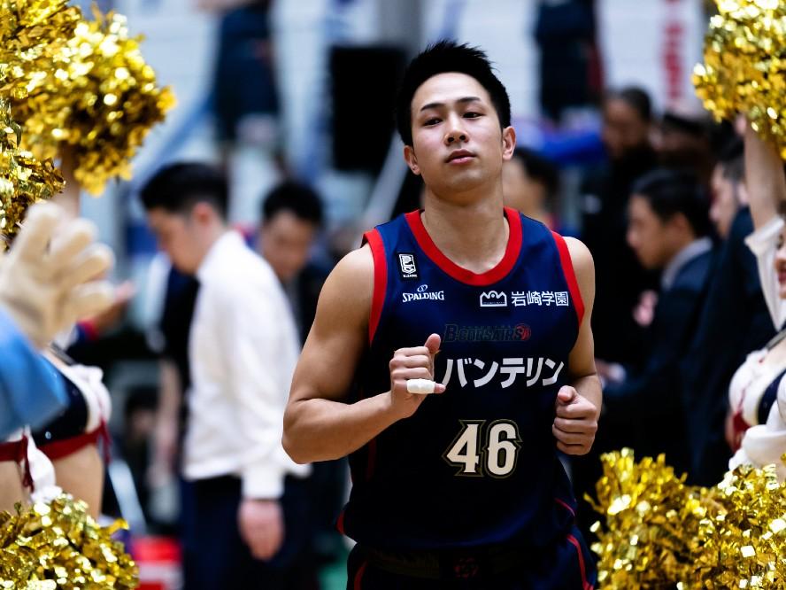 横浜ビー・コルセアーズの新たな顔となる生原秀将「チームを引っ張っていく選手になります」