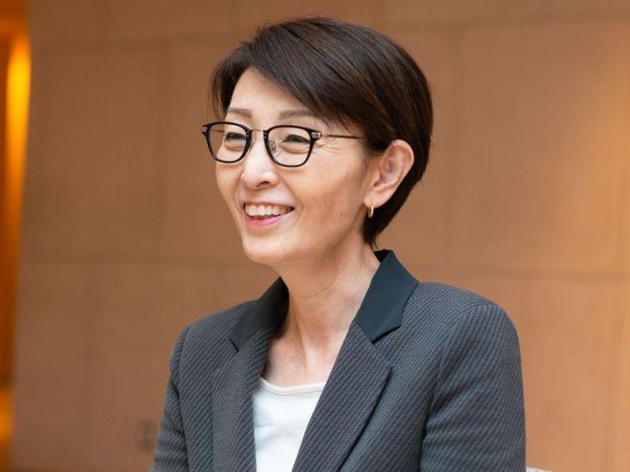 日本バスケットボール協会の三屋裕子会長、東京オリンピック開催へ全力「選手には何とか経験させたい」