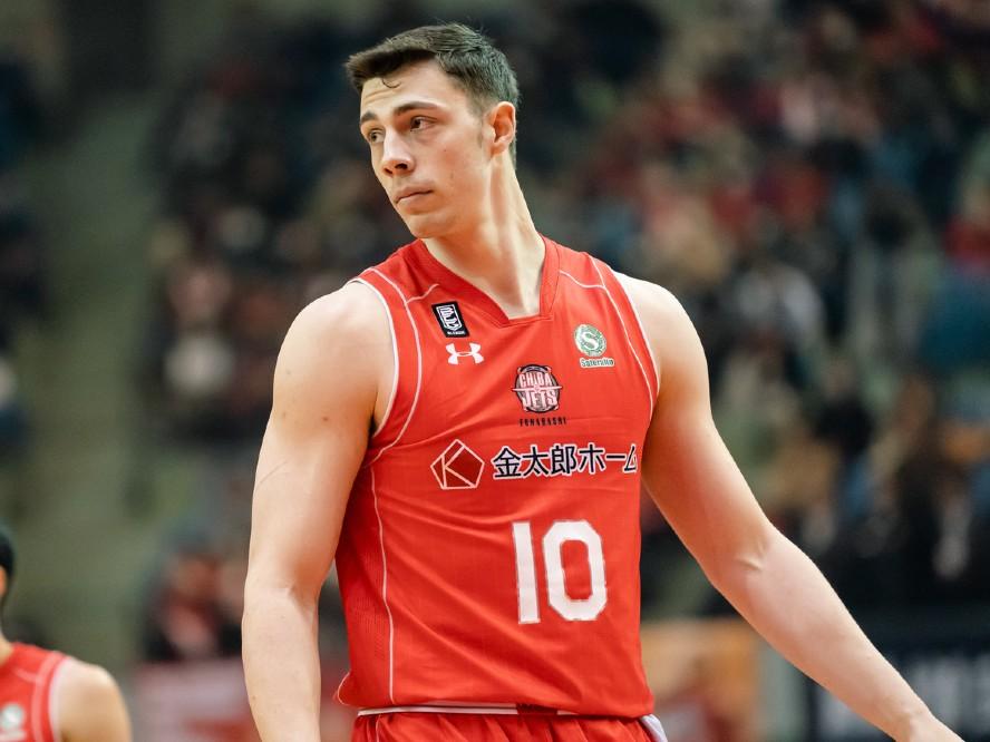 レバンガ北海道がプロ2年目の外国籍選手、ニック・メイヨを獲得「勝利するバスケをお見せしたい」