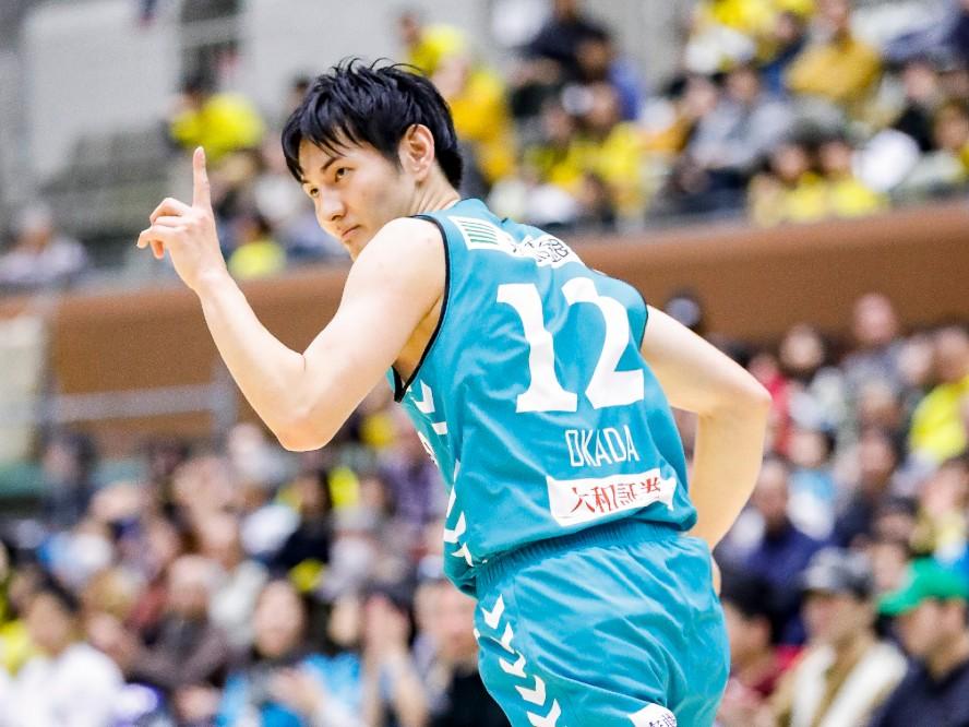 京都ハンナリーズ、4シーズンを過ごした岡田優介との契約を満了「京都はこれからもずっと大好きな場所です」