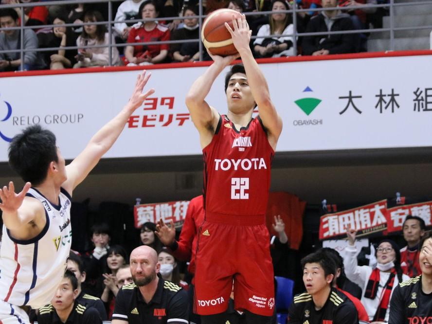アルバルク東京のルーキー、笹倉怜寿がB2の仙台89ERSへレンタル移籍「全てを吸収し、アクセル全開で闘いたい」