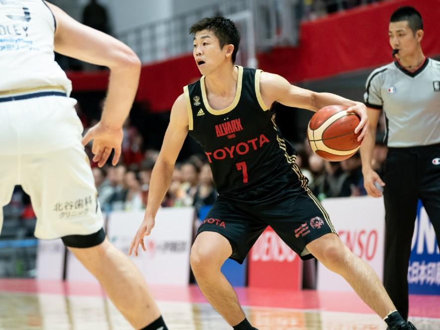 引退を決断した社員選手、アルバルク東京の正中岳城「プロフェッショナルとしてフロアに立っていました」