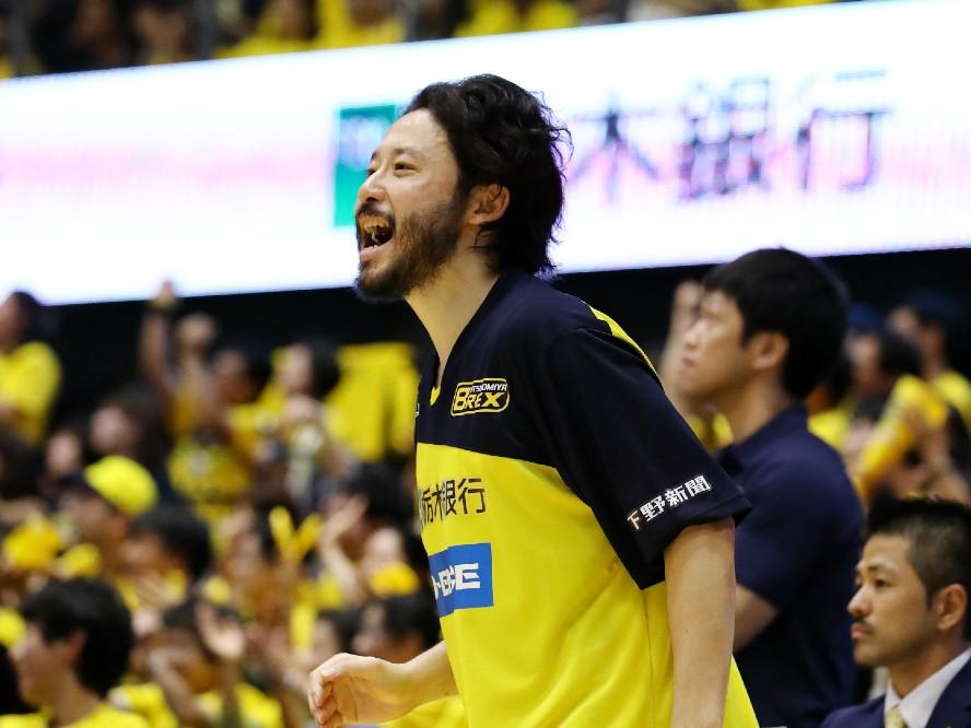 宇都宮ブレックスが田臥勇太と契約合意、ケガに泣いたシーズンを乗り越え13年目へ
