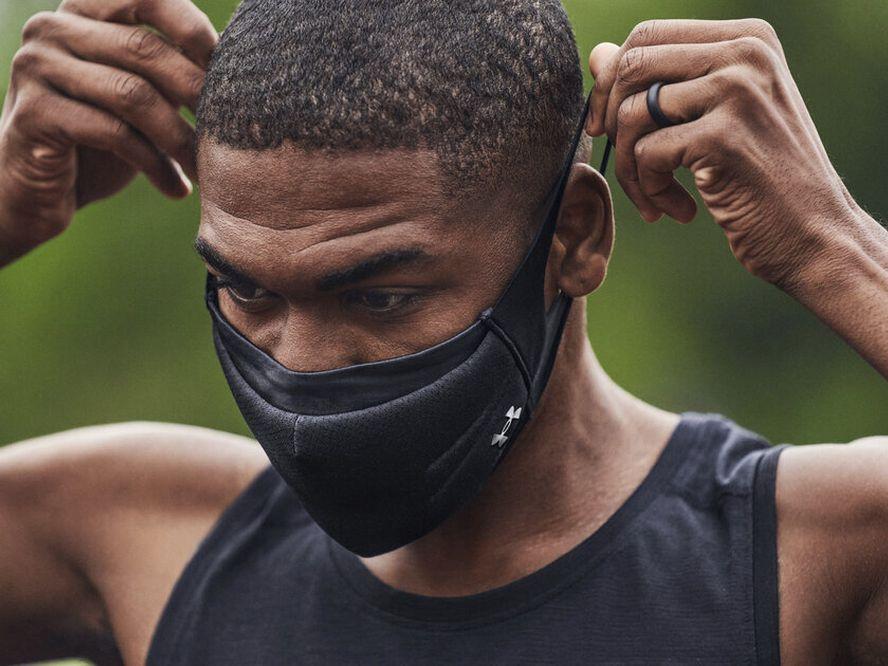 アンダーアーマーの『スポーツマスク』が予約開始1時間で3万枚を販売、21日に追加販売へ