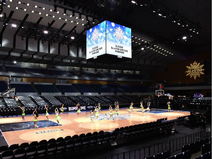 Bリーグオールスターゲーム2021は茨城ロボッツのホーム、アダストリアみとアリーナで開催